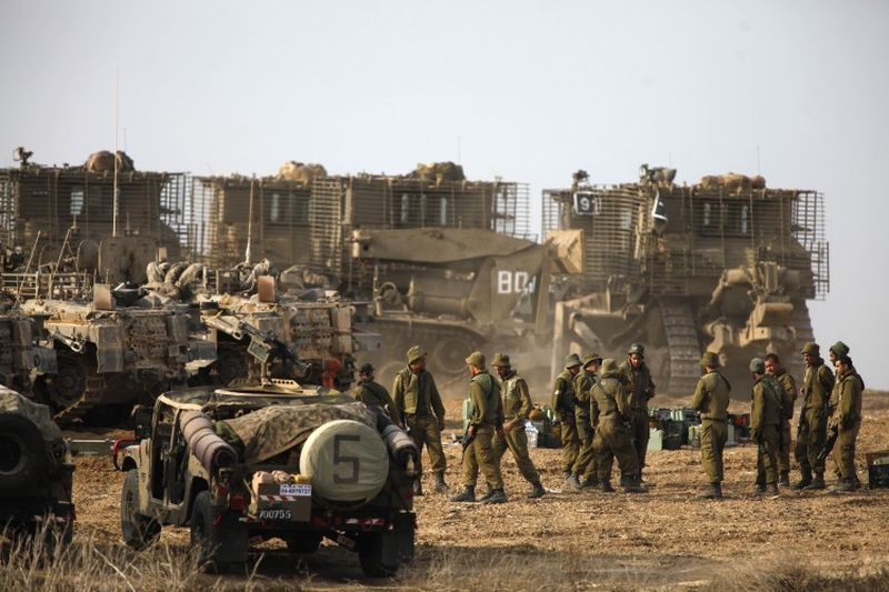 Israel preparing for ground invasion of Gaza Strip