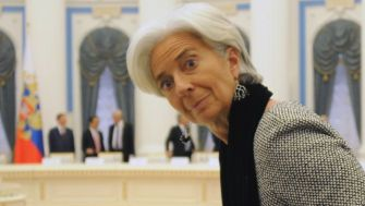 IMF chief Christine Lagarde under investigation in corruption case