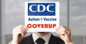 "CDC whistleblower: ""I've stopped lying."""