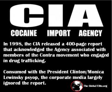CIA Drug Trafficking