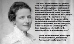 Edith Roosevelt - Quote