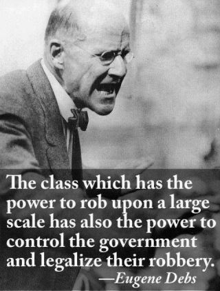 Eugene Debs - Quote