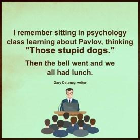 Gary Delaney Quote