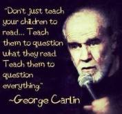 George Carlin Quote 1