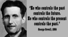 George Orwell Quote History
