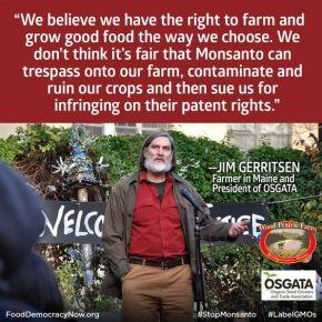 GMO Farming