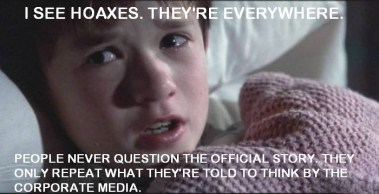 I See Hoaxes