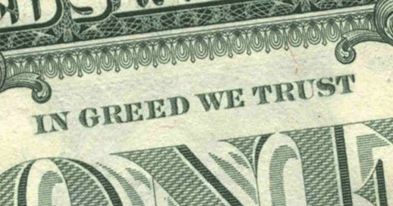 in_greed we trust