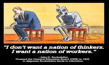 John D Rockefeller quote