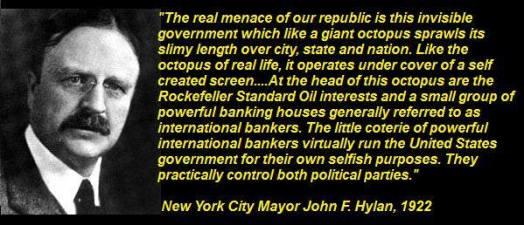 John F. Hylan Quote