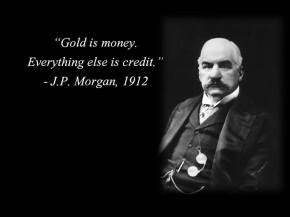 JP Morgan Quote