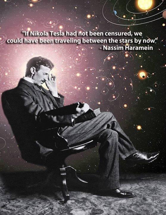 Nassim Haramein Quote 2