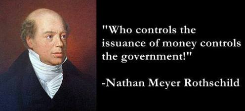 Nathan Meyer Rothschild Quote