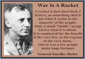 Smedley Butler Quote 1