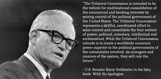 U.S. Senator Barry Goldwater Quote