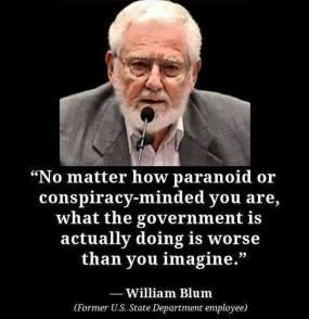 William Blum Quote