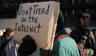 Internet Freedom: Nothing lasts forever, say goodbye