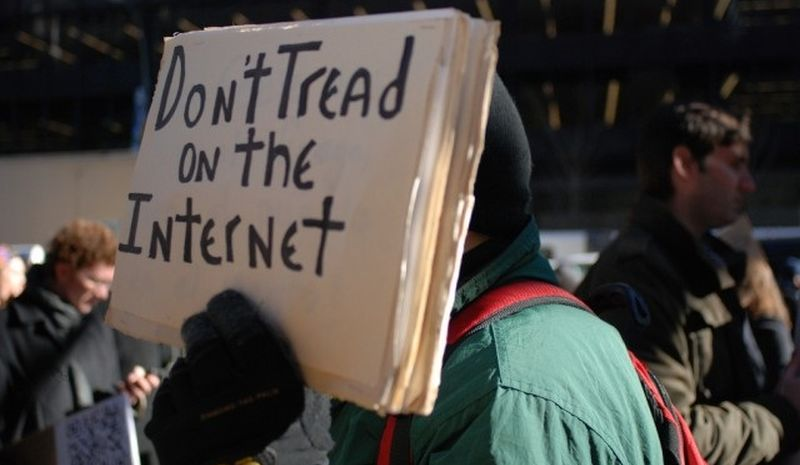 Internet Freedom Nothing lasts forever, say goodbye
