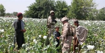 The Spoils of War: Afghanistan's Multibillion Dollar Heroin Trade