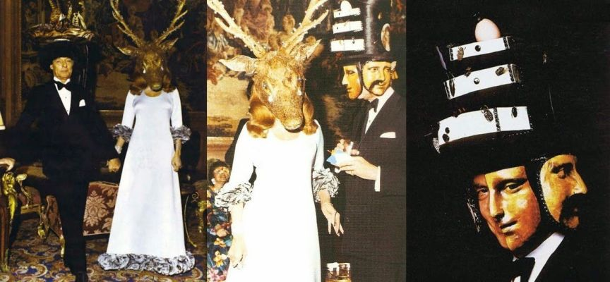 Pictures From the Rothschild Family's 1972 Illuminati Ball