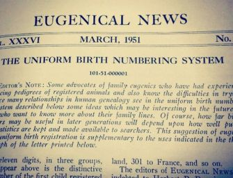 Did You Know You Also Have a Uniform Birth Number?
