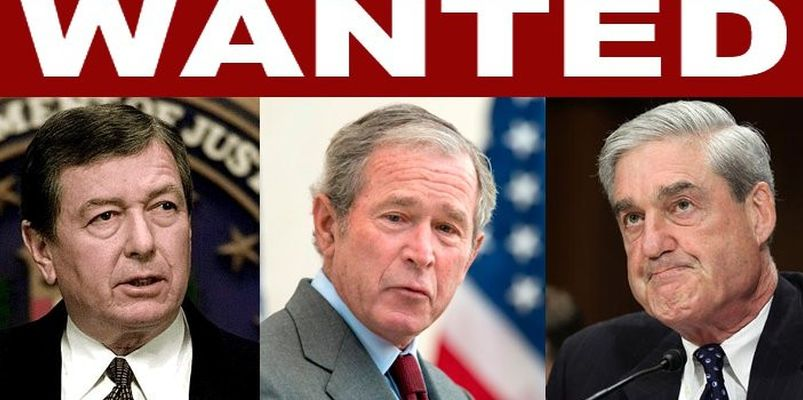 Wanted-Bush administration