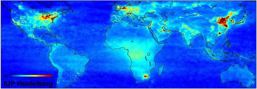 pollution hot spots