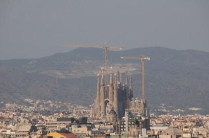Basilica of the Sagrada Família