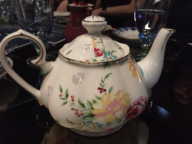 Tipsy Tea Pot