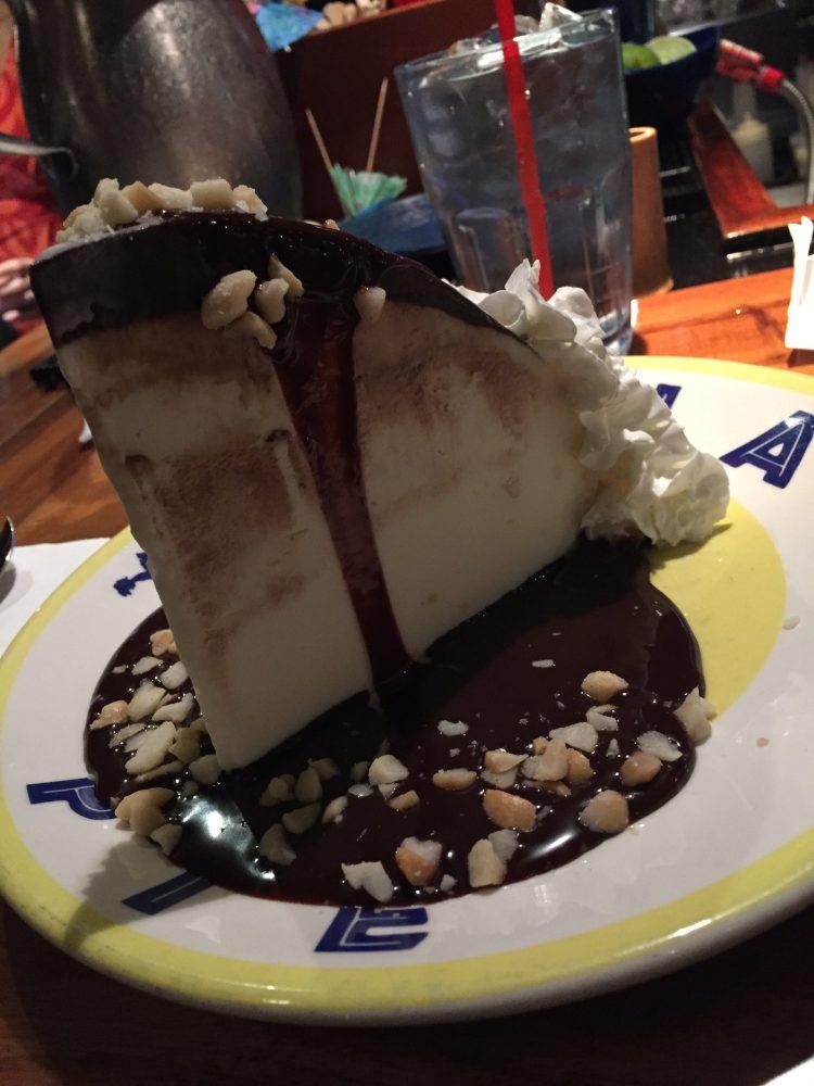 Hula Pie at Duke's Kauai