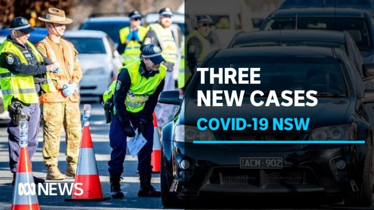 NSW to ease border restrictions with Victoria as state ...