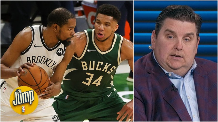 Brian Windhorst says the NBA's future is at stake in Bucks ...