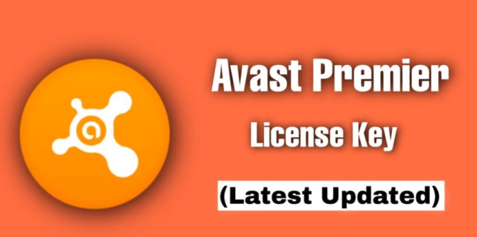 Free Avast Premier Key and Activation Code