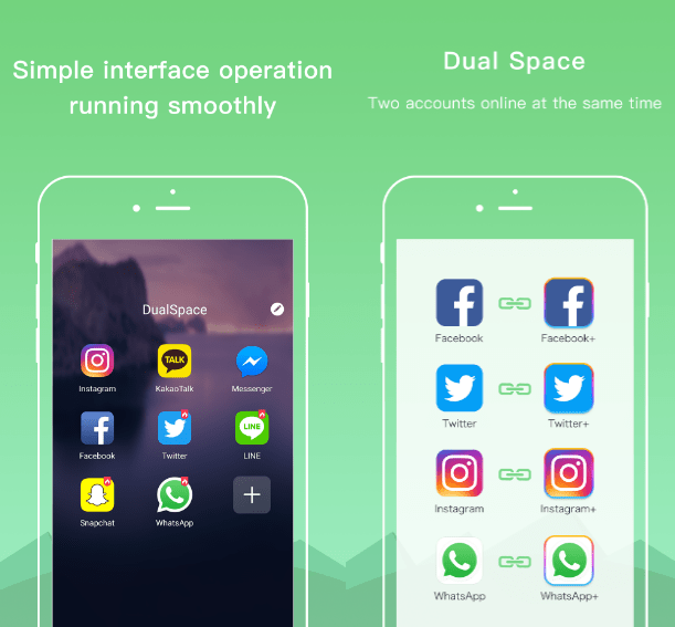 MULTIPLE ACCOUNTS AND APP CLONING