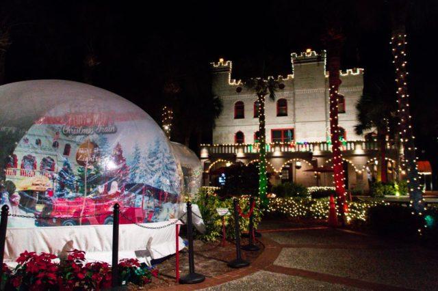 St. Augustine Christmas