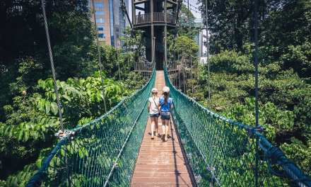 Travel Diary #2: Our experiences in Kuala Lumpur with kids