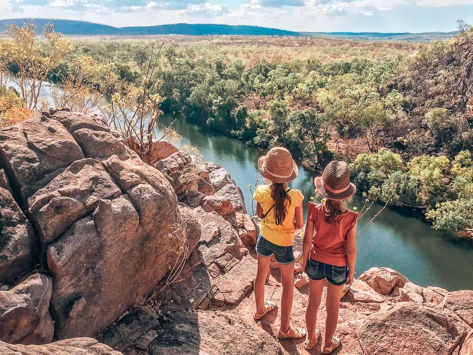 Katherine Gorge Stuart Highway Nitmiluk Outback Australia