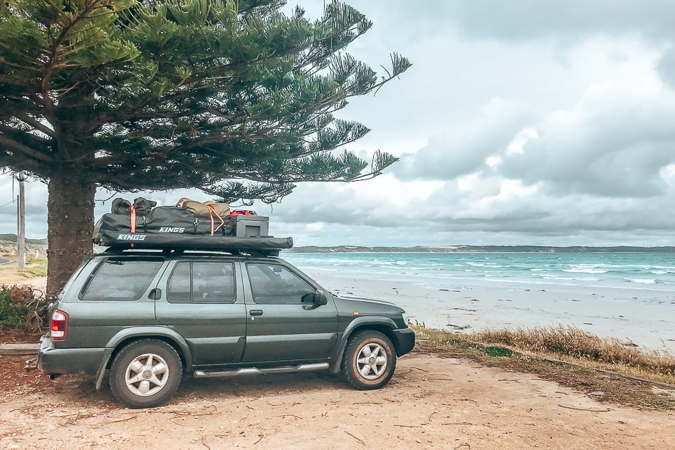 Cape Bridgewater Beach Trip Australia
