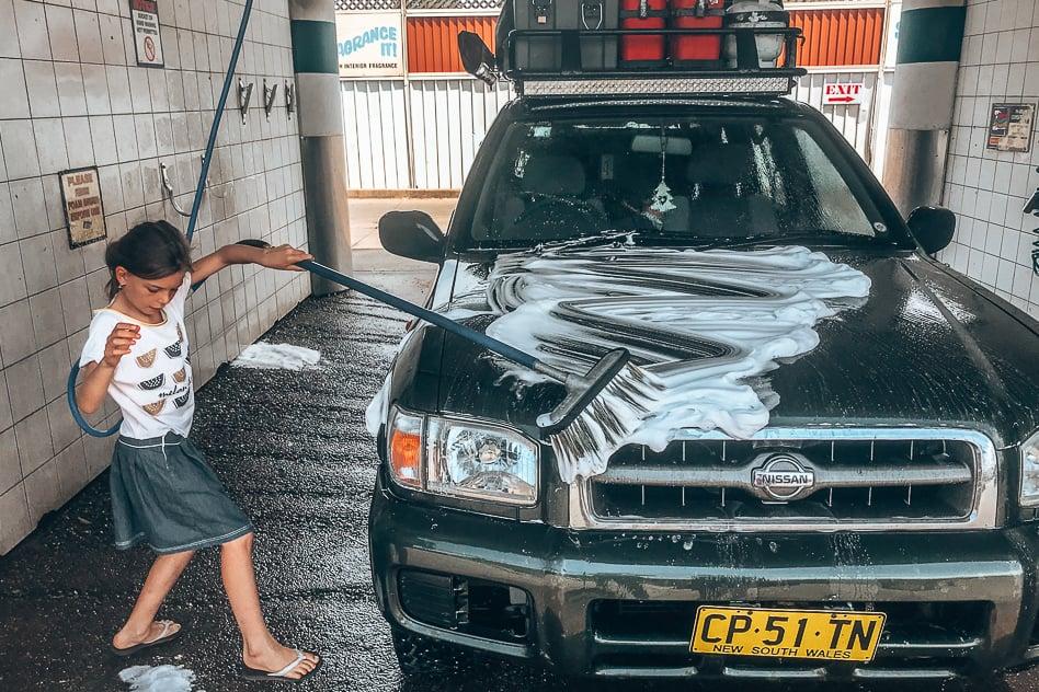 Car Sold Wash Sydney