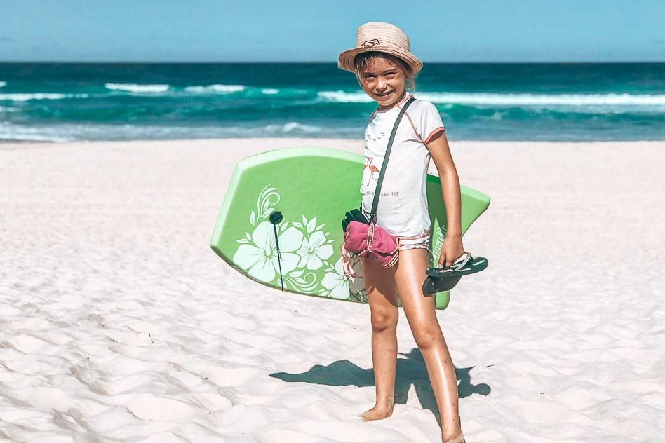 Gold Coast The Global Wizards Surf Body board Broadbeach