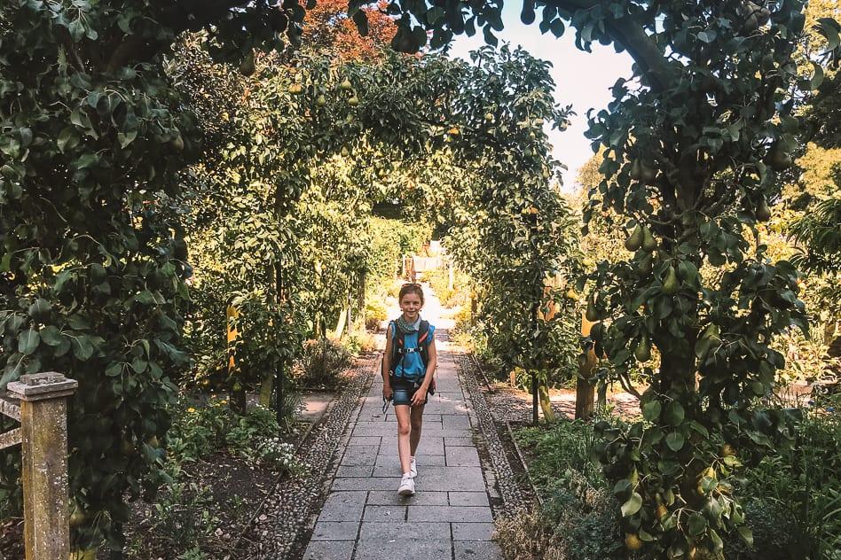 Botanical Gardens Christchurch