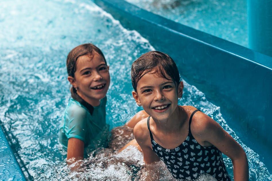 SpongeBob Water Playground Nickelodeon Lost Lagoon Slide