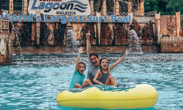 Discover Sunway Lagoon Theme Park in Kuala Lumpur