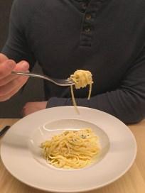 Pasta at Uccellino