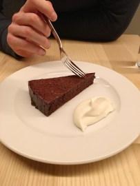 Dessert at Uccellino