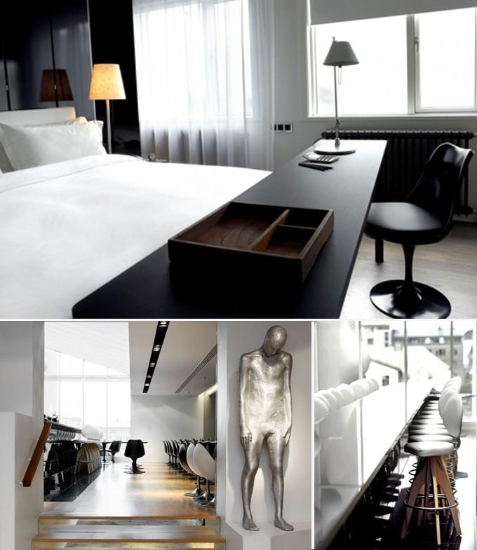 Islande hotel 101