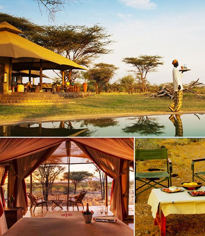 Kenya luxe