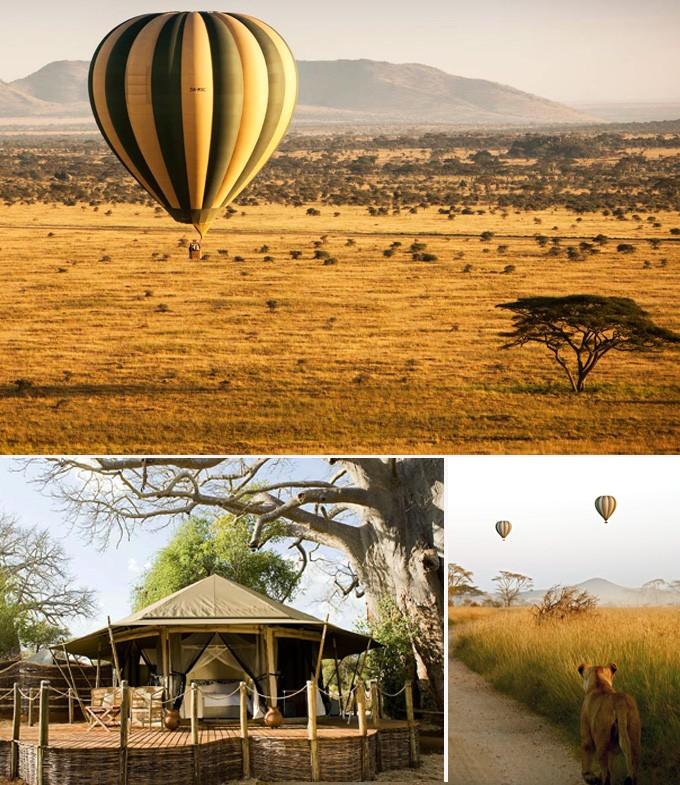 rois activités à faire en Tanzanie