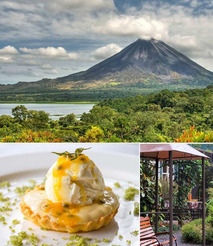 Monteverde restaurant costa rica