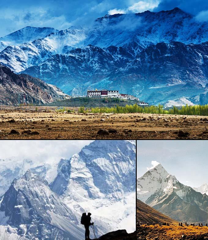 Himachal Pradesh inde himalaya sejour activité visite que faire